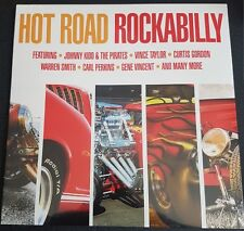 Hot Road Rockabilly 20 Classic Tracks by Various Artists 180g Vinyl LP Record