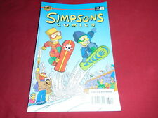 THE SIMPSONS COMICS #34  Bongo Comics US Original Edition 1997 VF/NM