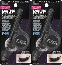 (2) Maybelline Lasting Drama Eyestudio Gel Eyeliner New & Sealed WP 956 Eggplant