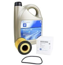 ORIGINAL GM OPEL Motoröl 5W30 dexos2 LongLife 5 Liter + Ölfilter 650308