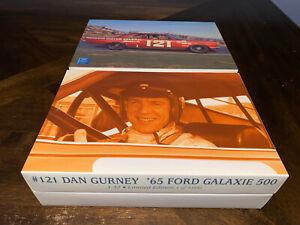 Monogram 1/32 Analog #121 Dan Gurney 65 Ford Galaxie 500