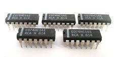 74HC14E: Hex Schmitt-Trigger Inverters: 5/Lot: Popular Arduino/Robotics Projects