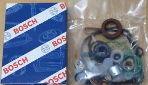Land Rover Defender 300 Tdi Injection Pump Seal Kit Bosch + W/Shop Manual CD