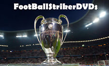 2017 UCL RD16 2nd Leg Real Madrid vs Napoli on DVD