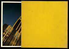 1970 Herbert Bayer THE RICHFIELD BUILDING 1928-1968 Moderne Los Angeles Art Deco