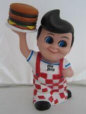 2010 Frisch's, Bobs or Shoneys Big Boy Coin Bank with Hamburger in gift box