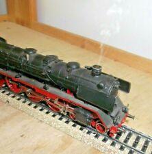 Märklin H0 3085 Towing Tank Steam Locomotive Br 003 160-9 D. DB Good with Smoke