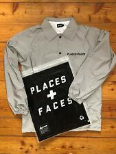 100% AUTHENTIC PlacesandFaces P+F 3M reflective Jacket - DEADSTOCK - Brandnew