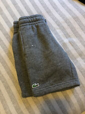 Boys Lacoste Shorts - Grey Age 4 (WORN ONCE)