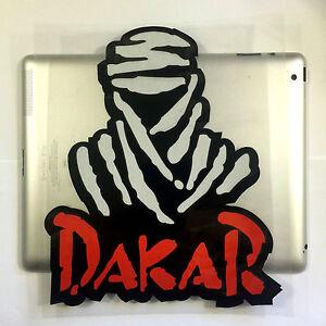 Dakar Sign Vinyl Car Hood Scratch Covered Protector Window Glass Sticker 23cm