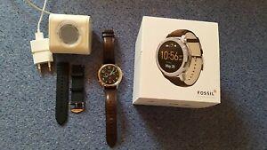 Fossil Smartwatch Herren FW20012