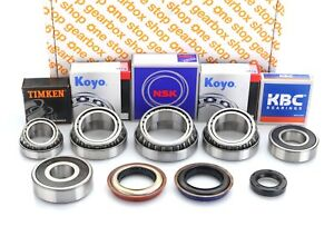 HYUNDAI TRAJET 2.0 CRDI 5 SPEED GEARBOX BEARING OIL SEAL REBUILD REPAIR KIT