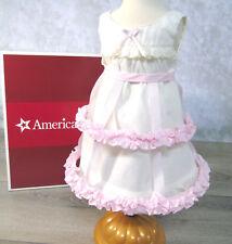 NEW American Girl Doll Clothes CRINOLINE & CHEMISE 2 Hoop Skirt Slip Underwear!