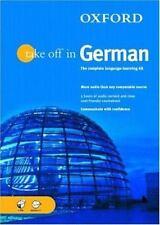Take off in: German Pack (2000, Paperback) Audio CD German Language Course