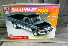 AMT ERTL 1994 DODGE RAM 2500 PICKUP 1:25TH SCALE PLASTIC MODEL KIT SNAPFAST KIT