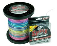 Sufix 832 Metered MULTICOLOUR 300m 330 yards Braid - 80LB 36Kg 0.48mm Metred