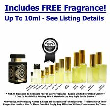 Initio Oud for Greatness Sample/Splits *With FREE Fragrance*See Listing⤵