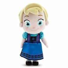 Disney 12'' Toddler Baby Elsa Princess Soft Plush Toy