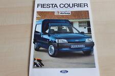 112020) Ford Fiesta Courier Prospekt 07/1994
