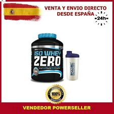 Iso whey Zero - 2270g Biotech usa cookies & Cream