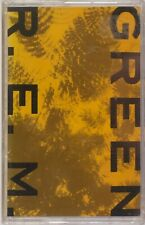 R.E.M.: Green SEALED USA IRS Indie Rock REM Cassette Tape NEW