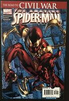 Amazing Spiderman 529 first printing 2006 Marvel Comic Book 1st print Spider-man