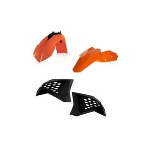 kit plastiche carene Ktm Exc 125 200 250 300 450 530 2008 2009 2010 2011 Acerbis