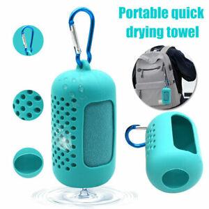 Portable Sport Rapid Cooling Towel Microfiber Quick-Dry Fitness Wipe Sweat Towel