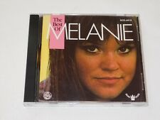 The Best of Melanie [Rhino] by Melanie (Cd, 1988, Special Music Company)