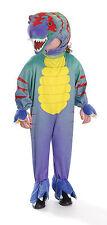 Childrens Tyrannosaurus Rex Fancy Dress Costume 128Cm Jurassic Dinosaur Outfit