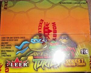 2003 Fleer Teenage Mutant Ninja Turtles 1  BASIC / BASE CARDS 001 TO 125  CHOOSE