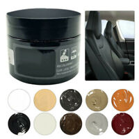 HO_ Restore Car Seat Couch Shoes Scratch Scuffs Cream Leather Repair Filler Kit