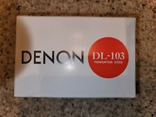 Denon DL-103 Cartridge Brand New