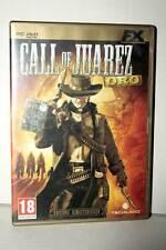 CALL OF JUAREZ ORO GIOCO USATO PC DVD VERSIONE ITALIANA GD1 36897