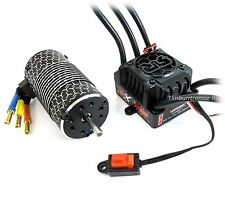 BLX185 Waterproof ESC Speed Controller 2050kV Brushless Motor Combo 1/8 6s LiPo