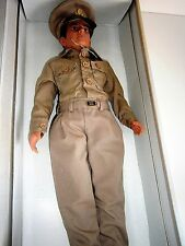 "General Douglas MacArthur Doll ""History's Greatest Heroes"" 16"" New"