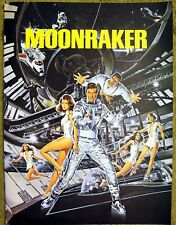 """James Bond is back as 007 in """"MOONRAKER"""" it's out of this WORLD - Movie Program"""