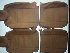 PORSCHE CAYENNE 03-06 UPHOLSTERY FRONT SEAT KIT GERMAN VINYL BEAUTIFUL NEW