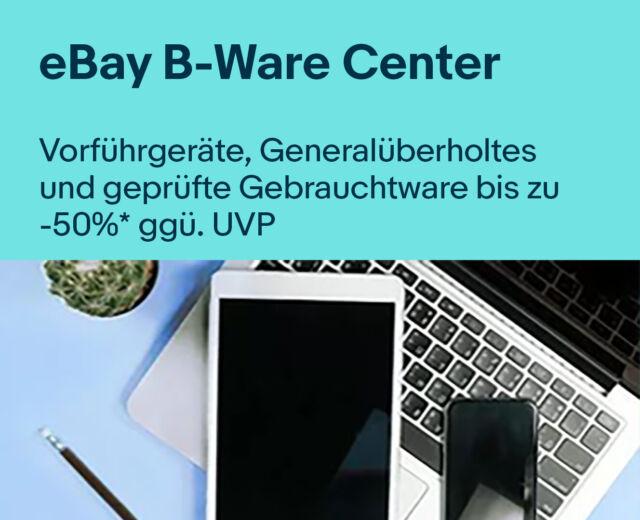eBay B-Ware Center