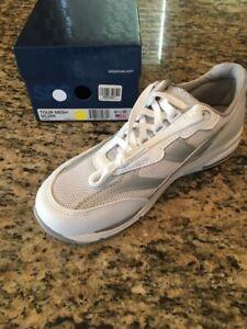 SAS Tour Mesh Silver 9.5 Wide, Women's Walking Shoes
