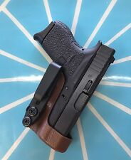 Crazy Eyes Holsters Glock G42 IWB KYDEX S.A.F. holster (patent pending)