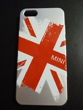 ORIGINAL MINI COOPER CASE COVER für APPLE IPHONE 5 / 5S, LIMITED EDITION