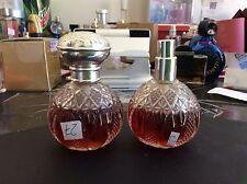 Lot 2 pcs Rare Perfume Houbigant 1.7 DEMI JOUR 1.67 oz / 50 ml EDP SPRAY Women