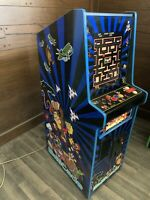 New Blue Cabaret Arcade Machine, Upgraded!