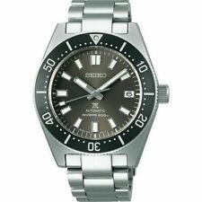 Seiko Prospex Men's Black Watch - SBDC101
