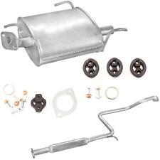 Schalldämpfer komplette Anlage Nissan Almera 1.4i-1.6i  Bj.07/95-04/00