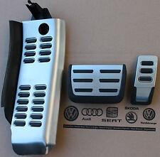 Audi rs4 b7 original pedalset a4 pedales pedal tapas 8e apoyapies Footrest b6