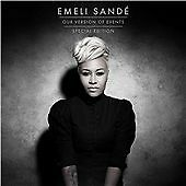 Emeli Sandé - Our Version of Events (2012,Special Edition cd)