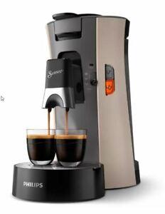PHILIPS Senseo Select CSA240/30 Kaffeepadmaschine 1450W CremaPlus