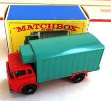 Matchbox Lesney #44 GMC Refrigerator Truck In Box Mint